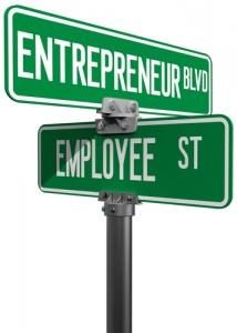 Den Schritt zum Unternehmer wagen