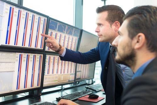 Aktienkurse studieren