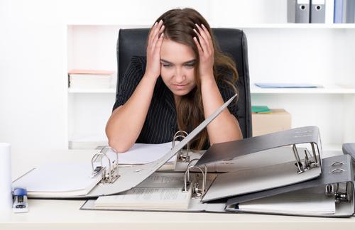 Die Steuererklärung bedeutet für viele Stress