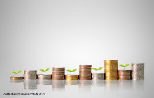 Zinslage bei Tagesgeld