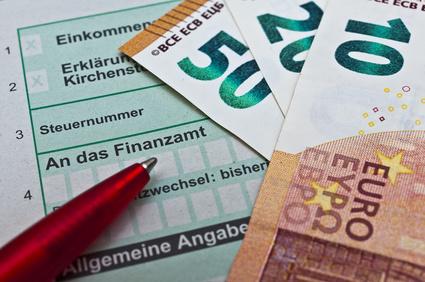 Steuern zahlen als Selbständiger
