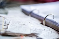 Steuern zahlen Selbständiger